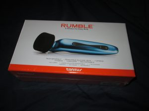 Tantus rumble in box