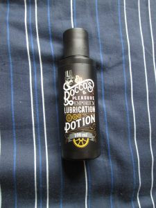 Dr Rocco's Pleasure Emporium Lubrication Potion bottle